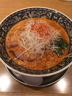 中村屋,柚子辛麺.JPG